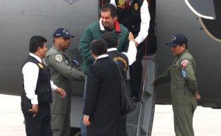Martín Belaunde Lossio: fugado, capturado y embarrado (PERFIL)