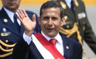 El 77% desaprueba la gestión de Ollanta Humala, según GFK