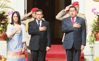 Nadine Heredia llamó 26 veces a Presidencia venezolana en 2005