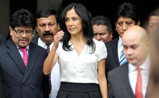 Nadine Heredia gastó US$38 mil en joyas, vestidos y otros lujos