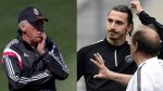 Berlusconi piensa en Ancelotti e Ibrahimovic para el Milan - Noticias de zlatan ibrahimovic