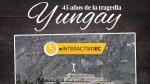 Yungay sobrevive aún al terremoto y alud de hace 45 años - Noticias de huaylas