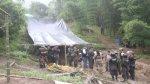Destruyen campamentos de minería ilegal en Piura y Ayabaca - Noticias de provincia de canas
