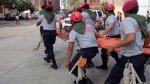 El simulacro de sismo en distintas ciudades del Perú [FOTOS] - Noticias de simulacro de sismo