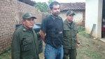 Ordenan 3 años de cárcel para quien ocultó a Belaunde Lossio - Noticias de rodrigo quispe