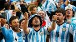 """YouTube: hinchada argentina """"desprecia"""" la Copa América - Noticias de brasil 2014"""