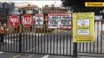 Rejas en las calles convierten a Lima en una ciudad inaccesible - Noticias de luis silva nole