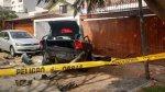 San Borja: una joven murió en choque de auto contra vivienda - Noticias de accidentes de transito
