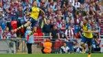 Arsenal: Alexis Sánchez anotó genial gol en la final de FA Cup - Noticias de wembley