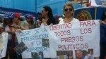 Venezolanos en Lima piden que se libere a Leopoldo López - Noticias de nicolás maduro