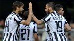 Juventus campeón empató 2-2 ante Hellas Verona por la Serie A - Noticias de mauro icardi