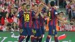 Barcelona ganó 3-1 al Athletic de Bilbao y ganó la Copa del Rey - Noticias de carlos gurpegui