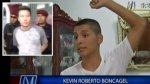 Joven atacado por dueño de chifa pide que detengan a su agresor - Noticias de alvaro pelaez