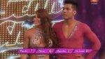 """""""El gran show"""": Melissa Loza perdió zapato mientras bailaba - Noticias de melissa y guty"""