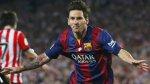Lionel Messi: ¿Qué hizo el día después de su gol de antología? - Noticias de thiago messi