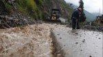 Junín: huaico arrastra tres vehículos a río y deja 7 heridos - Noticias de provincia de chanchamayo