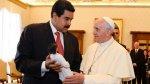 El papa Francisco volverá a recibir a Nicolás Maduro - Noticias de francisco lazo