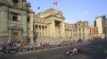 Fórmula 1 en Lima: así se vivió exhibición de Carlos Sainz Jr. - Noticias de guty michelsen