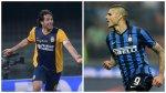 Icardi y Luca Toni acabaron como máximos goleadores en Italia - Noticias de mauro icardi
