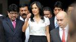 Nadine Heredia gastó US$38 mil en joyas, vestidos y otros lujos - Noticias de contrataciones 2013