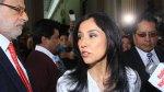 Nadine Heredia: filtran audio de su presentación en el Congreso - Noticias de escucha activa