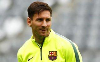 "Lionel Messi sobre final de Champions: ""Juventus es un grande"""