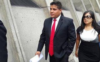 Fiscalía incautó caja fuerte de amiga que dio tarjeta a Nadine