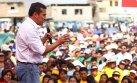 Ollanta Humala admitió que recibió dinero de empresa venezolana