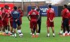 Selección peruana: 5 cosas que dejó el entrenamiento del lunes