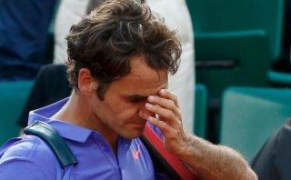 Federer perdió ante Wawrinka y fue eliminado de Roland Garros