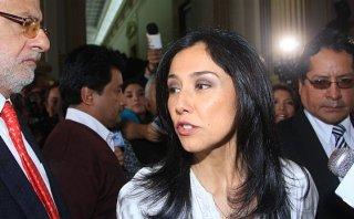 Presentan pedido para que comisión investigue a Nadine Heredia