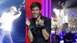 Enrique Iglesias: su accidente con un dron en 3 videos - Noticias de anna kournikova