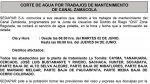 Arequipa no tendrá agua potable por dos días - Noticias de mariano melgar