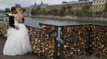 "París retirará 45 toneladas de ""candados del amor"" - Noticias de federico moccia"