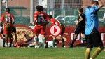 Futbolista argentino se golpeó la cabeza y quedó inconsciente - Noticias de gonzalo sarmiento