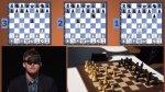 Ajedrecista venció a 3 rivales con los ojos vendados [VIDEO] - Noticias de magnus carlsen