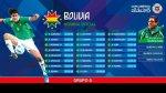 Copa América: Bolivia anunció lista final de 23 para el torneo - Noticias de abraham cabrera