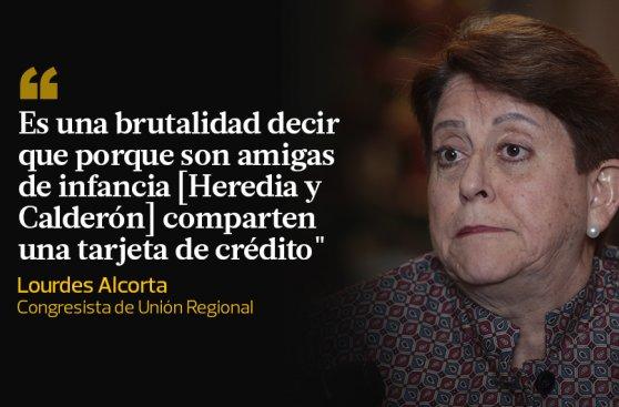 Nadine Heredia: congresistas opinan sobre sus lujosas compras