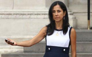 Nadine Heredia: reemplazan fiscal de caso por lavado de activos