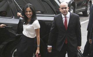Roy Gates: Nadine Heredia se enfrenta al Ministerio Público