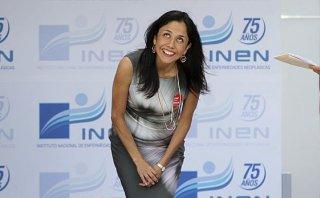Empresario que giró dinero a entorno de Nadine estuvo en Perú