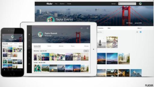 Flicker todavía disfruta de una gran base de usuarios, pero ha tardado en incorporar a sus servicios mejoras que ya eran técnicamente posibles.