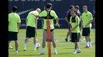 Champions League: Barcelona espera con muchos ánimos la final - Noticias de andrés iniesta