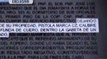 Roban pistola a policía en plena sede de la Dirincri - Noticias de fabricio aguilar
