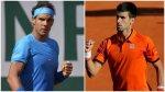 Novak Djokovic ganó a Rafael Nadal en cuartos de Roland Garros - Noticias de gustavo kuerten