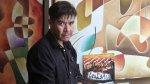 Arte subterráneo: Leo Escoria, del rock al lienzo - Noticias de orquesta sinfónica de londres