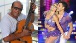 Cumbia de compositor peruano sonó en programa de Tinelli - Noticias de vídeos íntimos de famosos