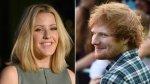 """¿Ellie Goulding desmiente a Ed Sheeran?: """"Nunca tuvimos nada"""" - Noticias de niall horan"""