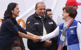 Susana Villarán indignada por acusaciones contra Nadine Heredia
