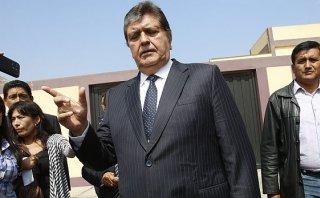 Alan García acudirá a juicio por 'petroaudios', dice su abogado
